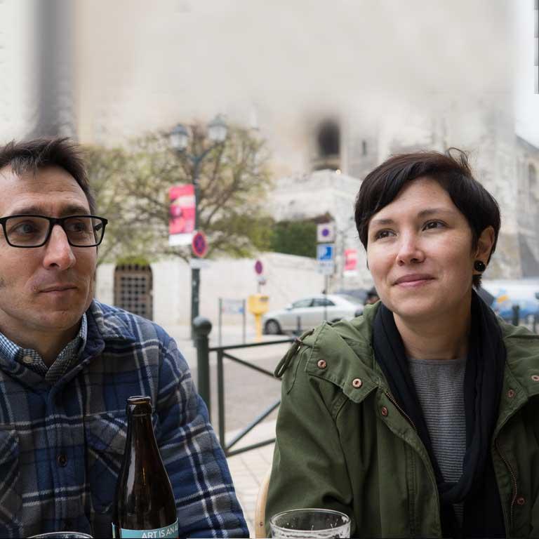 Katie & Mattieu Peraudeau